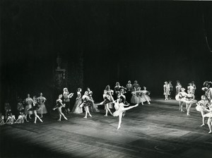 Paris Dance Ballet Theater Kirov The Sleeping Beauty Old Photo Bernand 1960