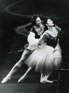 Paris Dance Ballet Kirov or Bolshoi Old Photo 1980