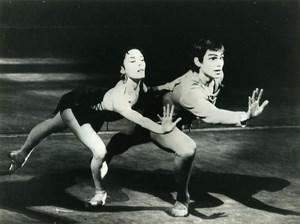 Paris Dance Kirov Ballet Notre Dame de Paris Mezentseva & Kovmir Old Photo 1980