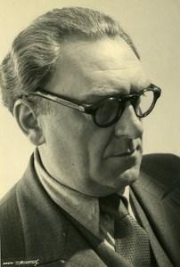 France Film Actor Philippe Richard Cinema Old Photo 1935