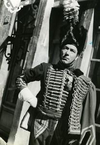 France Film Actor Robert Mera in Madame Sans Gene Cinema Old Photo 1941
