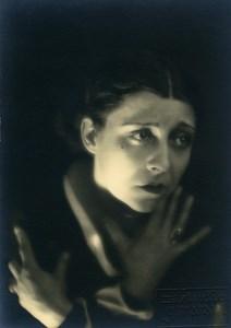 France Film Actress Germaine Kerjean Cinema Theatre Old Photo Marant 1935