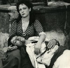 France Film Actress Nadia Sibirskaïa La Marseillaise Renoir Cinema Photo 1935