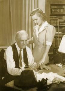 Garson Kanin Film Cinema Movie Scene Actors Old Photo 1935