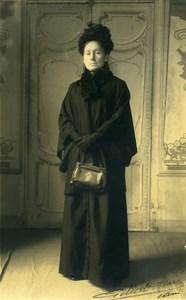 France Film Actress Catherine Fonteney Old Photo Gilbert Rene 1930