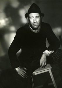 France Film Actor Lucien Coedel Cinema Old Photo 1935