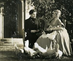 France Film Jean Servais Janine Crispin la Chanson de l'Adieu Chopin Photo 1934
