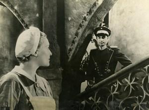 United Kingdom Actress Madeleine Carroll in I Was a Spy Cinema Old Photo 1933