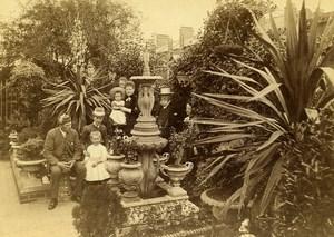 United Kingdom Northampton Family Old Photo Cabinet Wright 1880