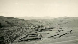 Morocco Valley of Dades Desert Mountains Old Amateur Photo 1939