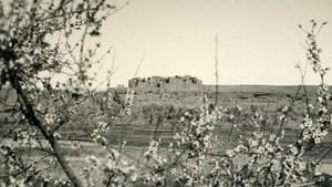 Morocco Valley of Dades near El Kelaa des Gouria Old Amateur Photo 1939