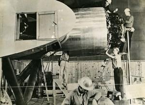 USA Military Aviation US Army Giant Bomber Douglas B 19 Old Press Photo 1940