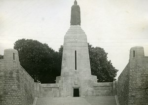 Verdun Monument to the Glory of the French Soldier Old Meurisse Photo 1930