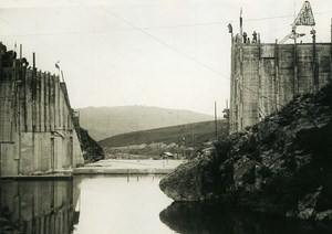 France Pyrenees Inauguration Dam Puy Valador Old Meurisse Photo 1930