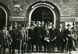 UK London Hindus Delegates Conference Old Meurisse Photo 1930