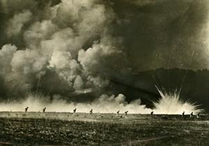 USA Northern Virginia Odd Fellows Military Maneuvers Old Photo 1935