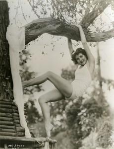 Jean Parker charming ingenue studios MGM Photo 1932