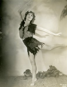 The Wood Nymph Interpreted by Jean Parker MGM Photo 1932