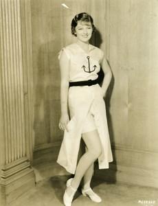Myrna Loy presents a set of practical and stylish range MGM Photo 1932