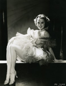 Florine McKinney recent discovery studios MGM Photo 1932