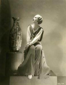 Karen Morley charming actress studios MGM Photo 1932