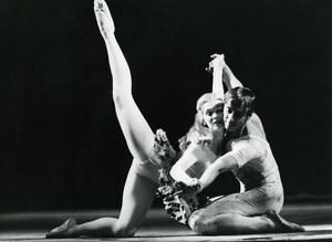 France Paris Opera Ballet Dance Old Photo Roger PIC 1960
