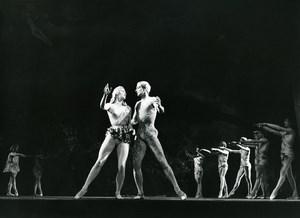 France Paris Opera Dance Old Photo Roger PIC 1960