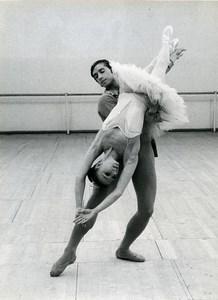 SSSR Opera Dance Sorokina Vladimirov Practice Old Photo Roger PIC 1960