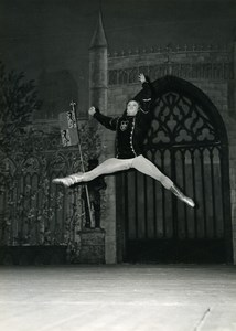 France Aix les Bains Dance Esmeralda Old Photo Roger PIC 1956