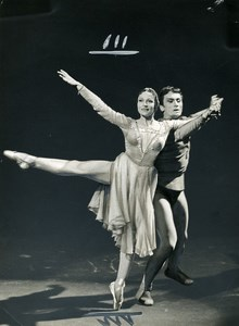 France Opera Dance Romeo and Juliet Old Photo Roger PIC 1960