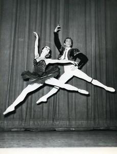 France Paris American Ballet Theater Petipa Don Quixote Old Photo Bernand 1960