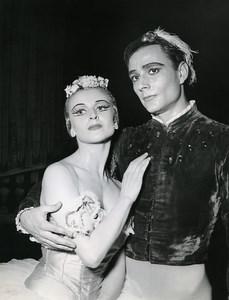 France Paris American Ballet Theater Verdy Royes Fernandez Photo Bernand 1958