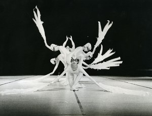 France Opera Dance Ballet Gulbenkian Old Photo 1970's