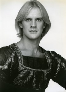 USA Danse Ballet Alexander Godunov Old Photo Fellerman 1975