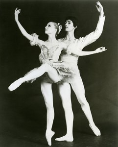 Washington Ballet Amanda McKerrow & Simon Dow Old Photo Birnbaum 1975