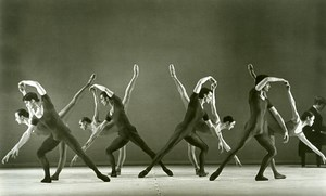 Washington Ballet Choo San Goh Variations Serieuses Old photo Greenhouse 1977