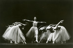 USA Opera Dance Boston Ballet Old Photo 1980