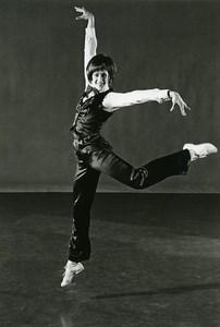 Hubbard Street Dance Ginger Farley Old Photo 1980
