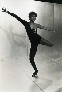 France Opera Dance Vivian Reed Show Harlem Annees 30 Old Photo 1979