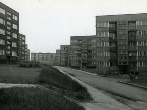 Poland Silesia Bytom Osielde im Arki Bozka Architecture Old Photo 1970
