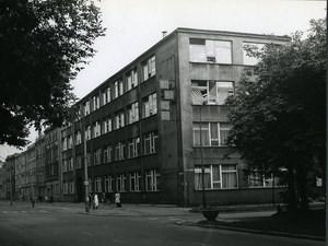 Poland Silesia Bytom Bytomskie Zaklady Prezemyslu Odziezowego Old Photo 1970