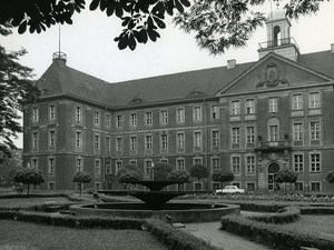 Poland Silesia Bytom Urzad Miejski City Hall Old Photo 1970