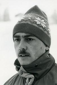 France La Plagne Josef Schreiner Championship Bobsleigh Photo Vanderhaegen 1986