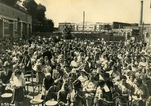 France Marcq en Baroeul Chocolate Factory Delespaul Havez Old Photo 1950