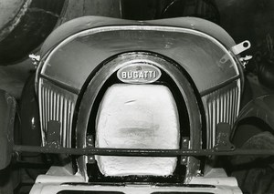 France Merry Go Round Fairground Ride Detail Bugatti Old Photo 1960