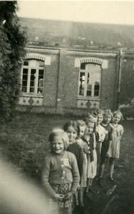 France Fives Lille Catholic Group Ames Vaillantes Origny en Thierache Photo 1946