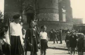 France Fives Lille Catholic Group Ames Vaillantes Origny en Thierache Photo 1946