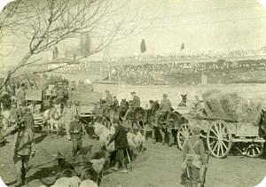 Greece WWI Orient War Salonique Troops ? Old Photo 1918