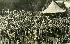 London Economic Conference Buckingham Garden Party Old Photo Rol 1931