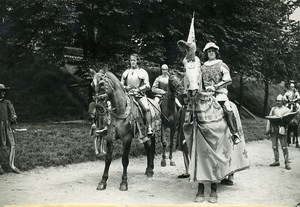 France Rouen Joan of Arc Festival Charles VII Jeanne d Arc Photo Rol 1931
